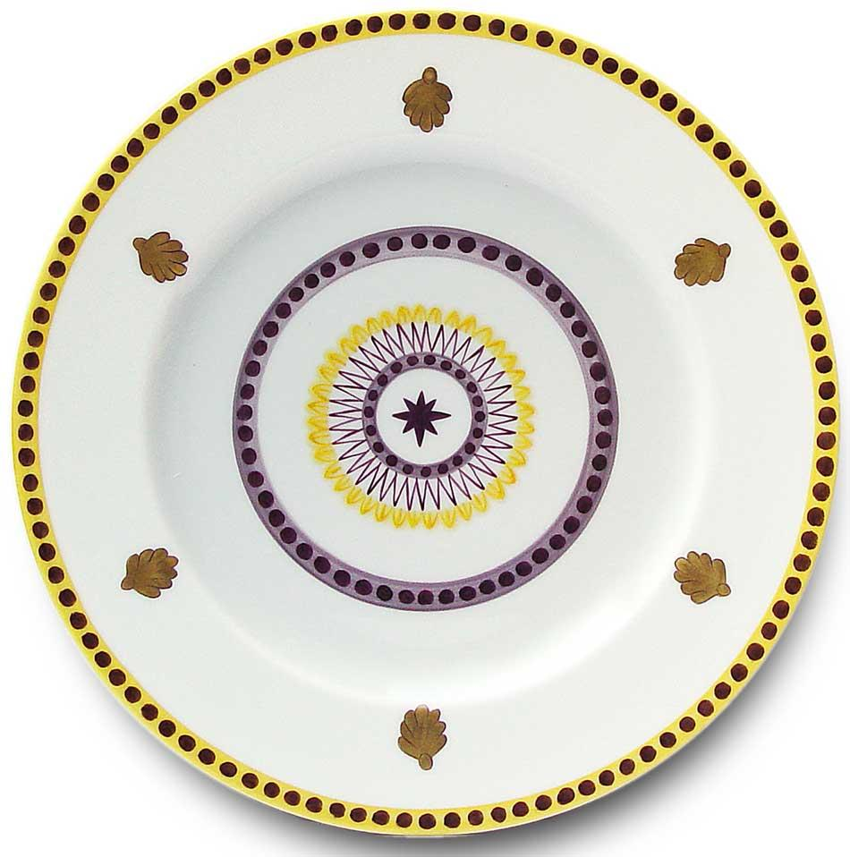 Yellow Dinner Plate  sc 1 st  DeVineCorp.net & Pinto Paris - Dinner Plates - Yellow Dinner Plate from DeVine