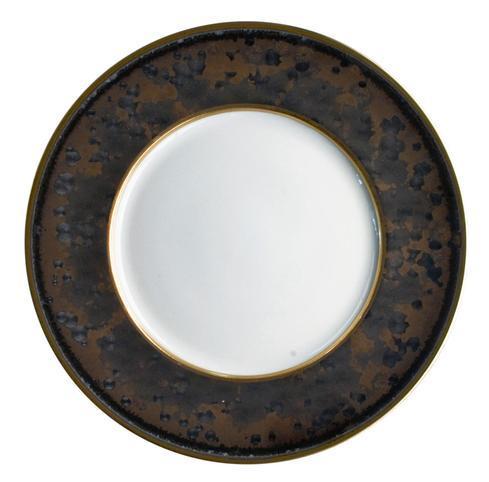 Jaune de chrome  Aguirre - Gold Finition Provence Salad/Dessert Plate $145.00