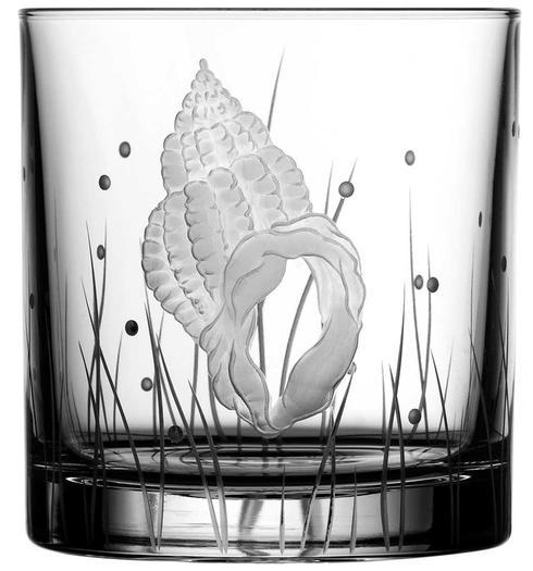 $125.00 Shell Double Old Fashioned