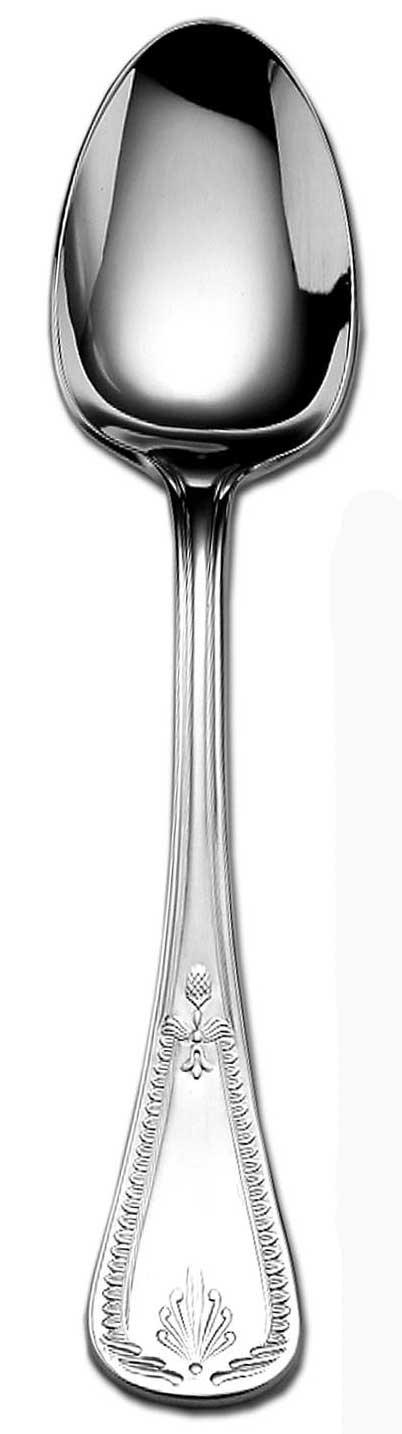 Couzon Stainless Steel Flatware Consul Serving Spoon $50.00