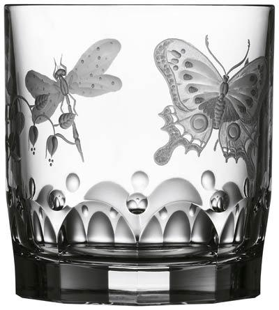$185.00 Double Old Fashioned Glass