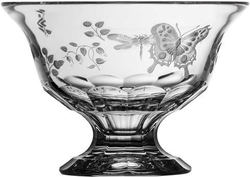 $348.00 Footed Bowl 8""