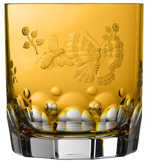 $264.00 Amber Double Old Fashioned