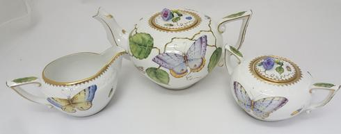 $495.00 Butterfly Tea Set