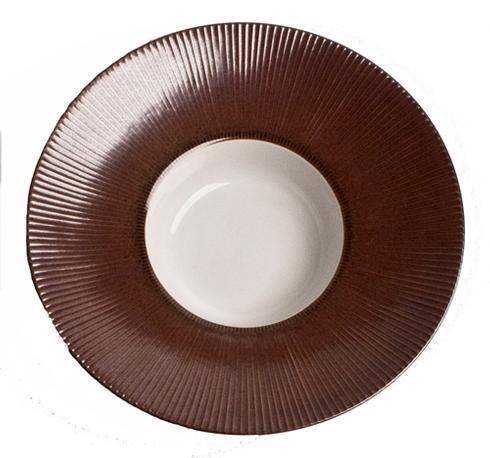 Large Rim Soup Plate