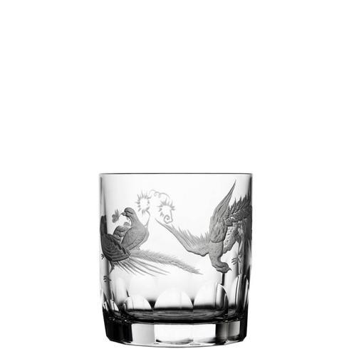 $298.00 Double Old Fashioned Glass