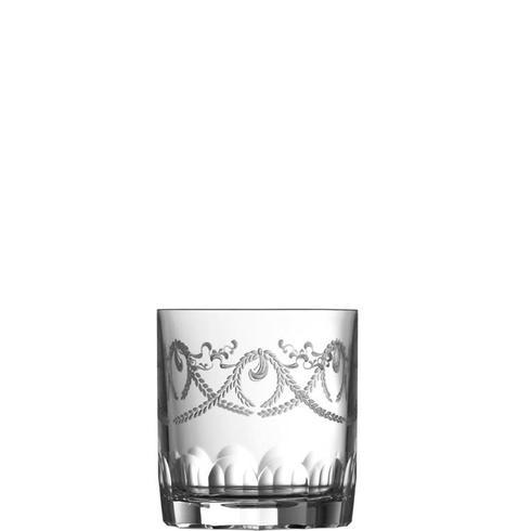 $198.00 Double Old Fashioned Glass