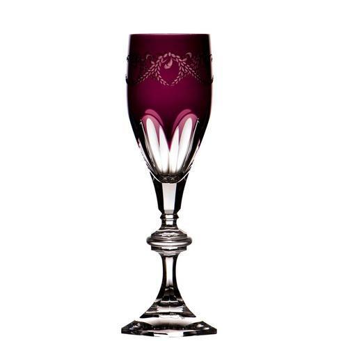 $265.00 Amethyst Champagne Flute