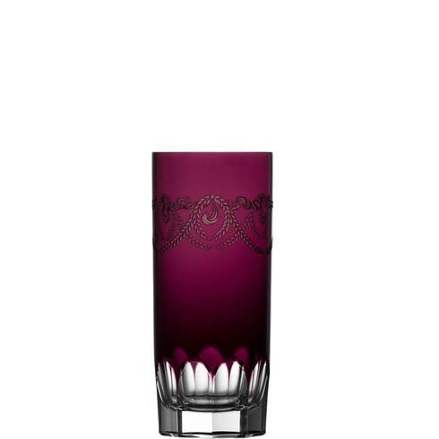 $265.00 Amethyst Highball Glass