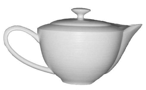 Small Full Porcelain Tea Pot