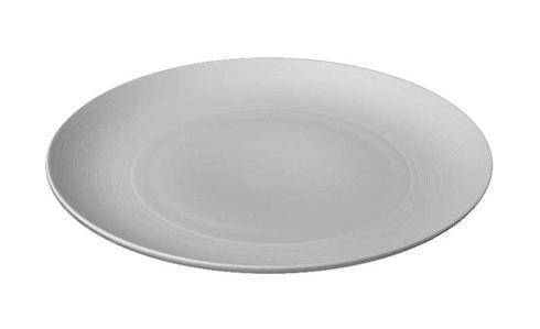 Large Flat Round Dish