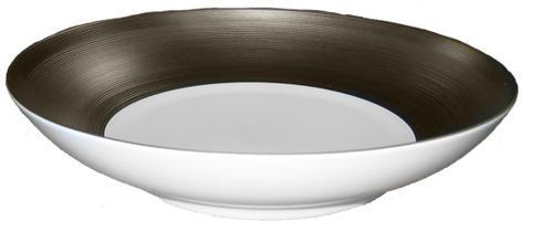 Matte  Deep Round Platter