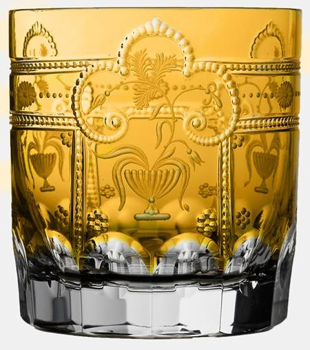 $298.00 Amber Double Old Fashioned