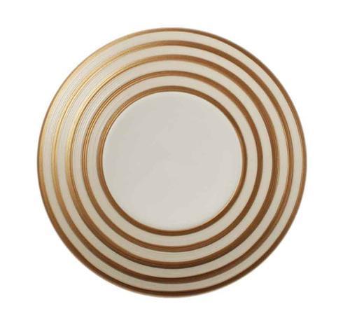 $138.00 Vanilla With Copper Stripes Dinner