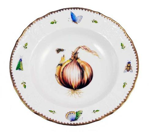 Antique Onion Rim Soup Plate collection with 1 products