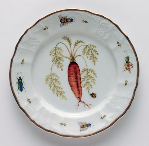 Antique - Vegetables collection with 6 products