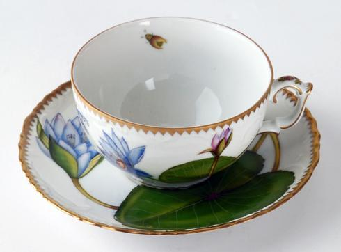 Anna Weatherley  Seascape - Waterlily Cup & Saucer $367.00