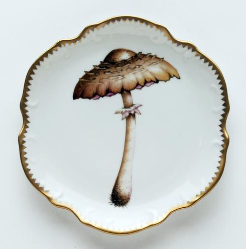 Mushroom #4 Hors D'Oeuvre Plate
