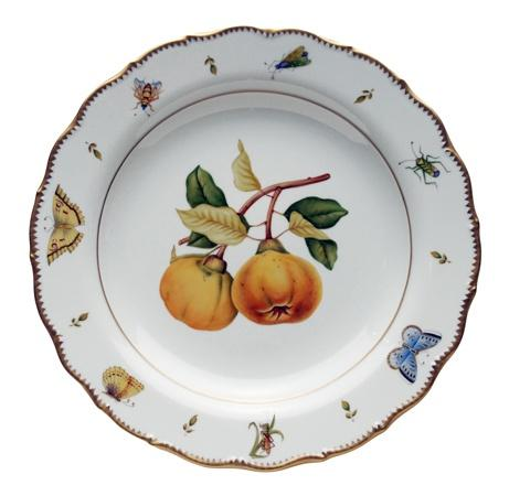Quince Large Round Presentation Platter