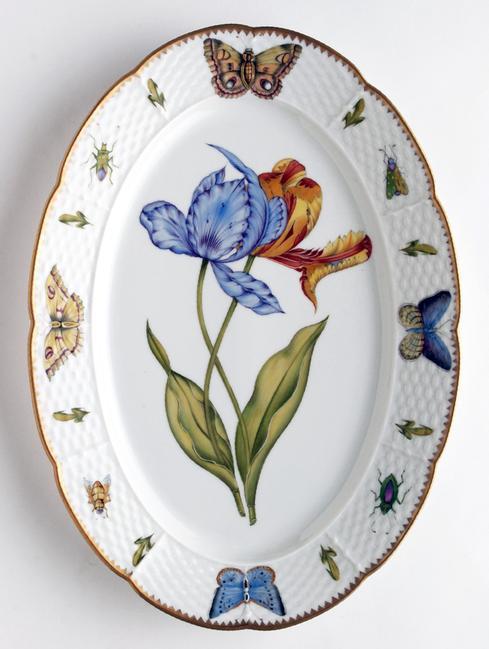 $587.00 Oval Platter