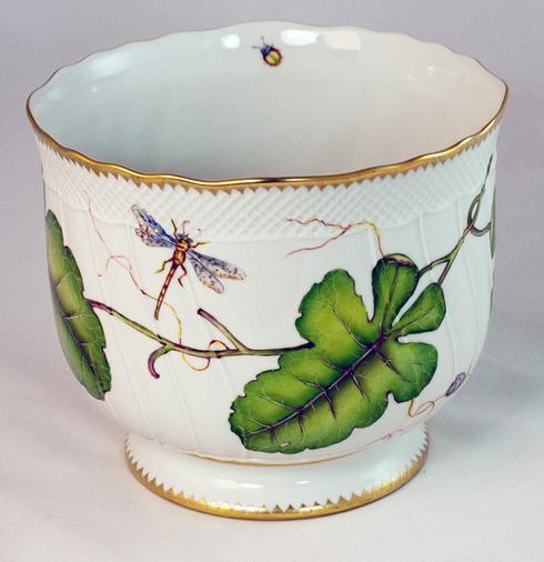 Leaf Cachepot