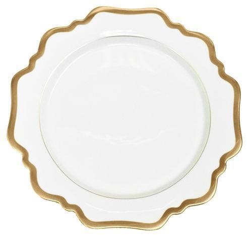 Anna Weatherley  Antique White with Gold Dessert $68.00