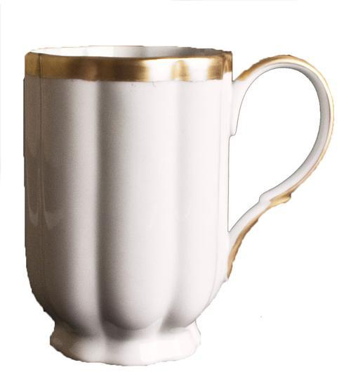 Anna Weatherley  Anna's Golden Patina Mug $50.00
