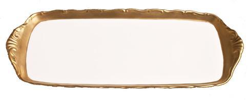 Anna Weatherley  Anna's Golden Patina Tray $125.00