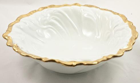 Anna Weatherley  Anna's Golden Patina Round Embossed Bowl $170.00