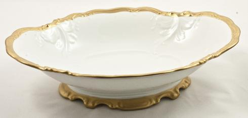 Anna Weatherley  Anna's Golden Patina Footed Serving Bowl $195.00
