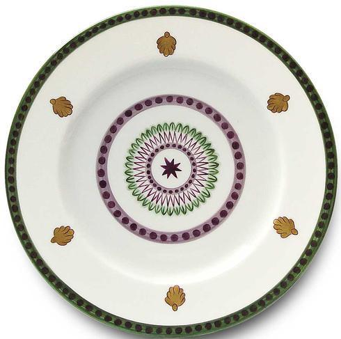 $259.00 Green Dinner Plate