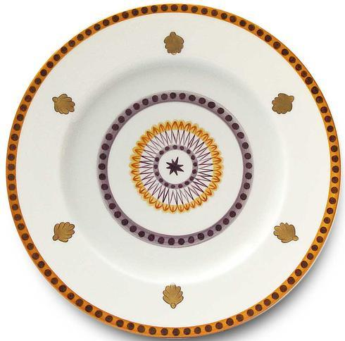 $259.00 Orange Dinner Plate