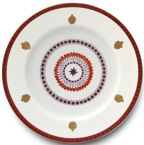 $259.00 Rust Dinner Plate