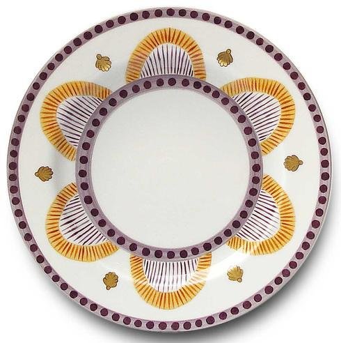 $242.00 Orange Dessert Plate