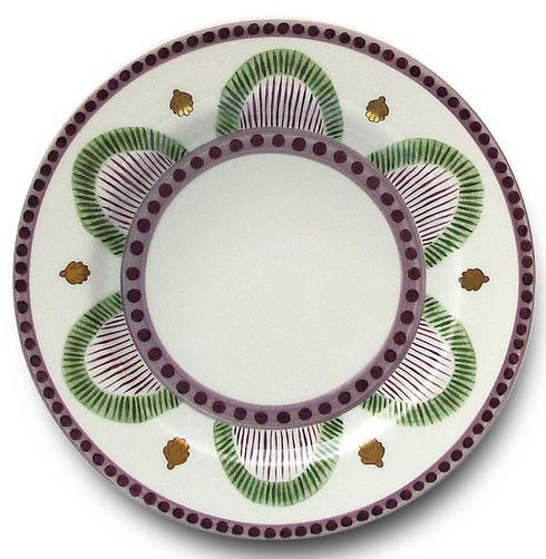 $242.00 Green Dessert Plate