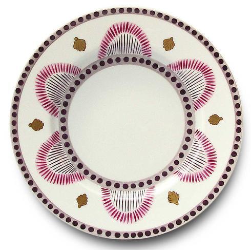 $242.00 Rose Dessert Plate