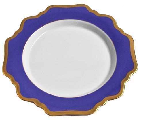 Anna Weatherley  Anna's Palette - Indigo Blue Dessert $75.00