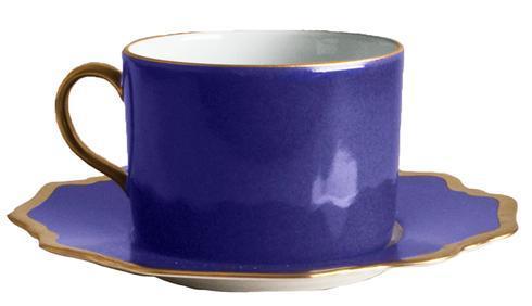 Anna Weatherley  Anna's Palette - Indigo Blue Tea Cup $40.00