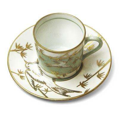 $400.00 Coffee Cup and Saucer