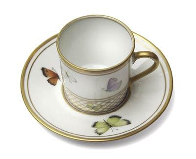 $393.00 Coffee Cup and Saucer