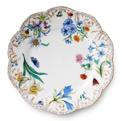 $485.00 Winter Dinner Plate
