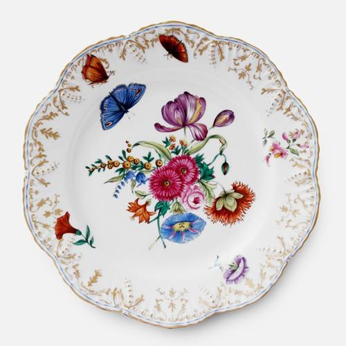 $377.00 Dessert Plate