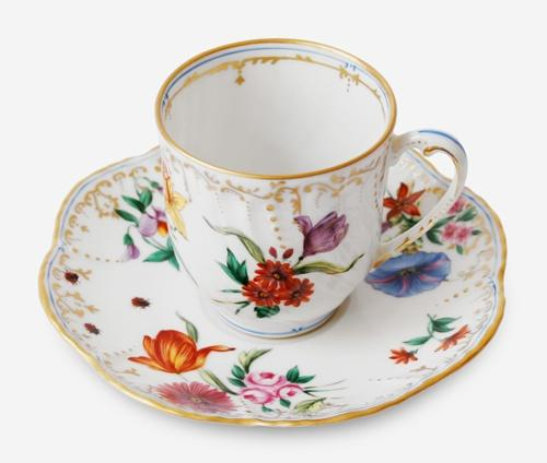 $460.00 Coffee Cup & Saucer
