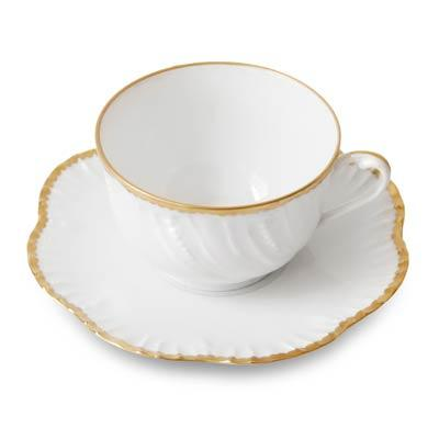 Pinto Paris  Simple Dentelle Tea Cup & Saucer $217.00