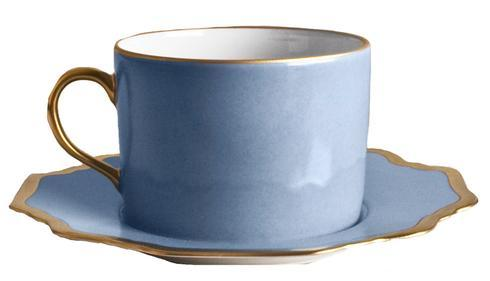 Anna Weatherley  Anna's Palette - Sky Blue Tea Cup $40.00