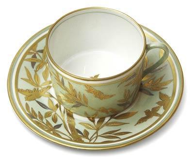 $450.00 Tea Cup and Saucer