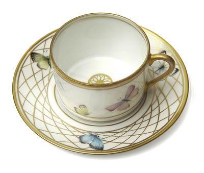 $418.00 Tea Cup and Saucer