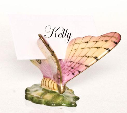 Butterfly Card Holder #2