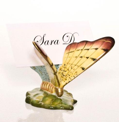 $110.00 Butterfly Card Holder #5