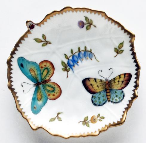 Flirting Butterflies Dish